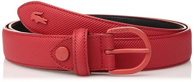 08c848c304 Lacoste Women L.12.12 Concept Belt at Amazon Women's Clothing store: