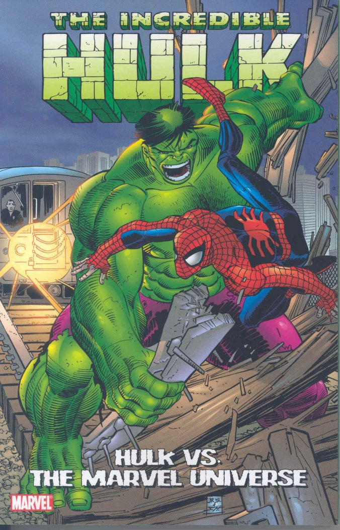 Hulk Vs. The Marvel Universe TPB: 0 The incredible hulk ...