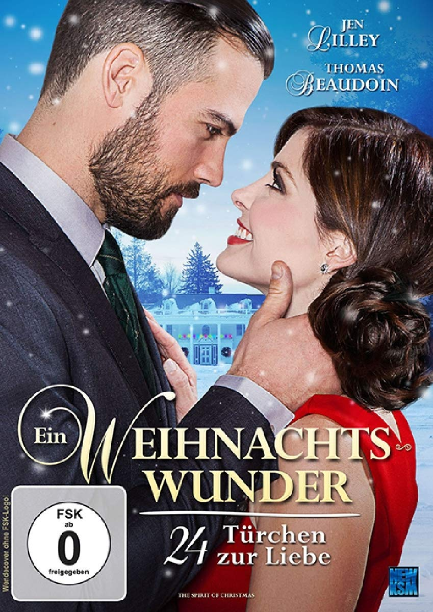 Ein Weihnachtswunder - 24 Türchen zur Liebe: Amazon.de: Jen Lilley ...