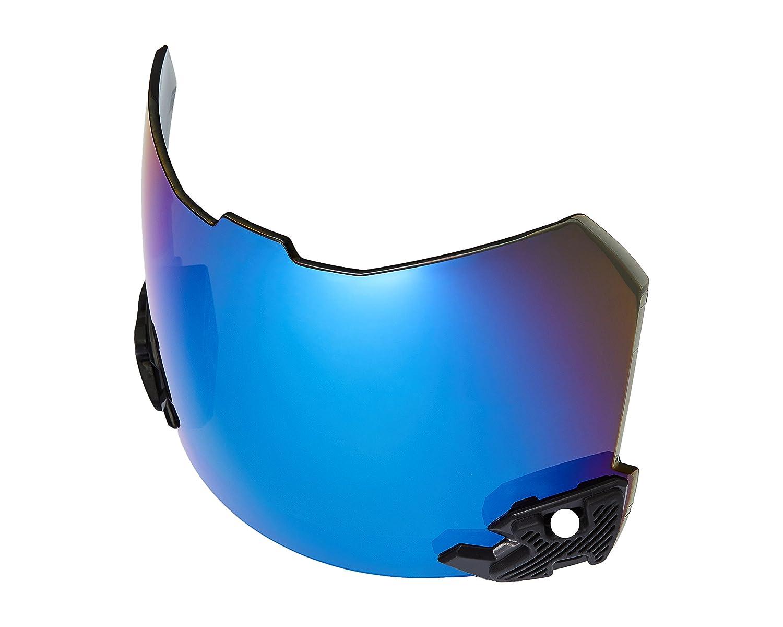 bf945e48 Amazon.com : Green Gridiron SHOC Visor 2.0 Lightning Clear Sunset for  Football Helmets : Sports & Outdoors