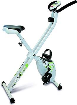 Tecnovita by BH Open&go - Bicicleta estática plegable (Reacondicionado Certificado): Amazon.es: Deportes y aire libre