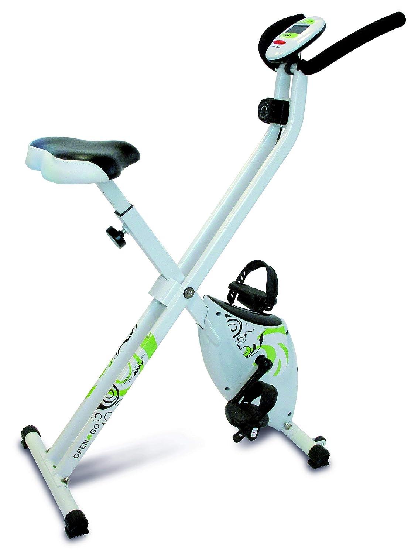 Bicicleta estatica plegable bh open go
