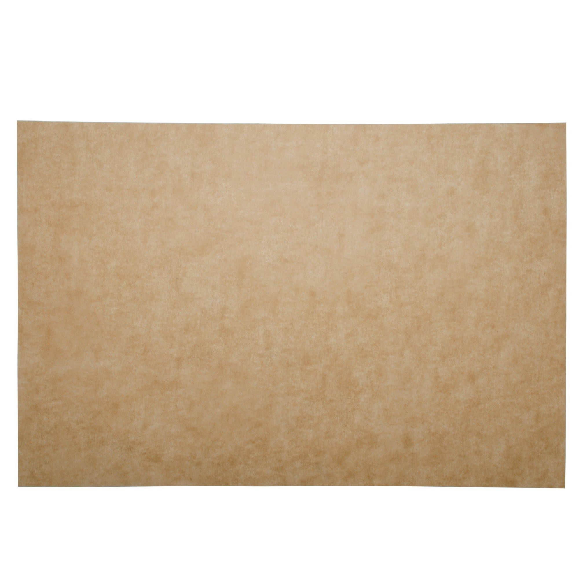 TableTop King 030010 EcoCraft Bake 'N' Reuse 16'' x 24'' Full Size Parchment Paper Pan Liner - 1000/Case