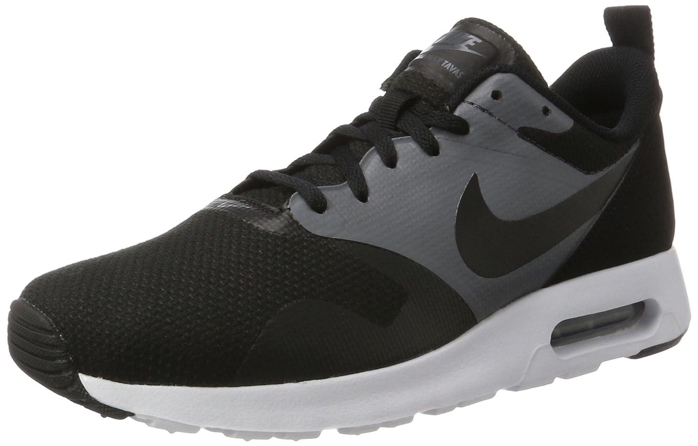 Nike Herren Air Max Tavas Se Sneakers  47.5 EU|Schwarz (Black/Black/Dark Grey)