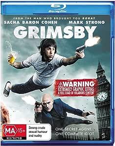 Grimsby (Blu-ray)