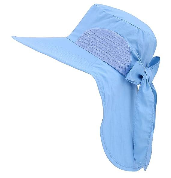 Jasmine Sun Hat Women Foldable Flap Cover UPF 50+ UV Protective Bucket Hat  d79c0e62429