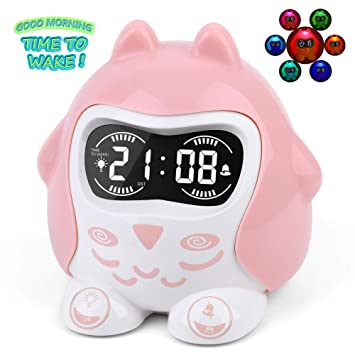 Amazon.com: Mesqool - Reloj infantil: Home & Kitchen