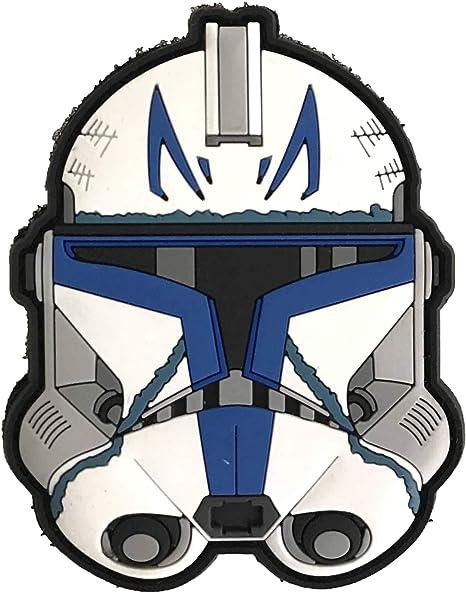 Kit de casco Clon Comandante Rex