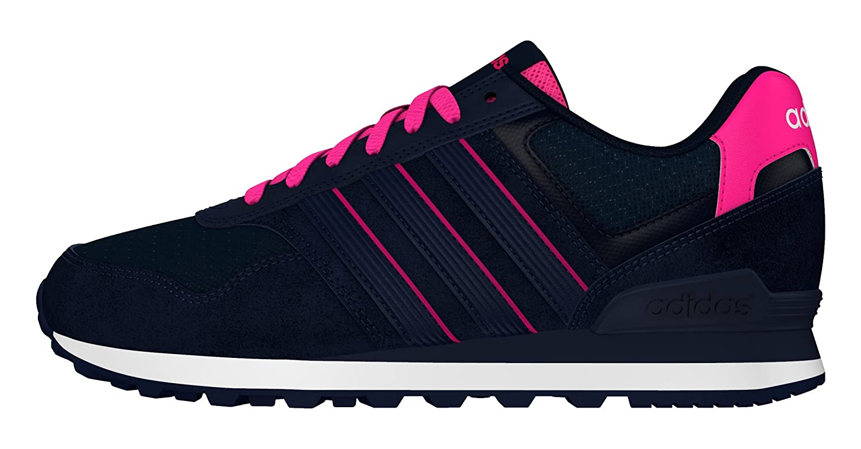 Adidas 10K W - Sportschuhe Sportschuhe - - Damen Blau 868ee4
