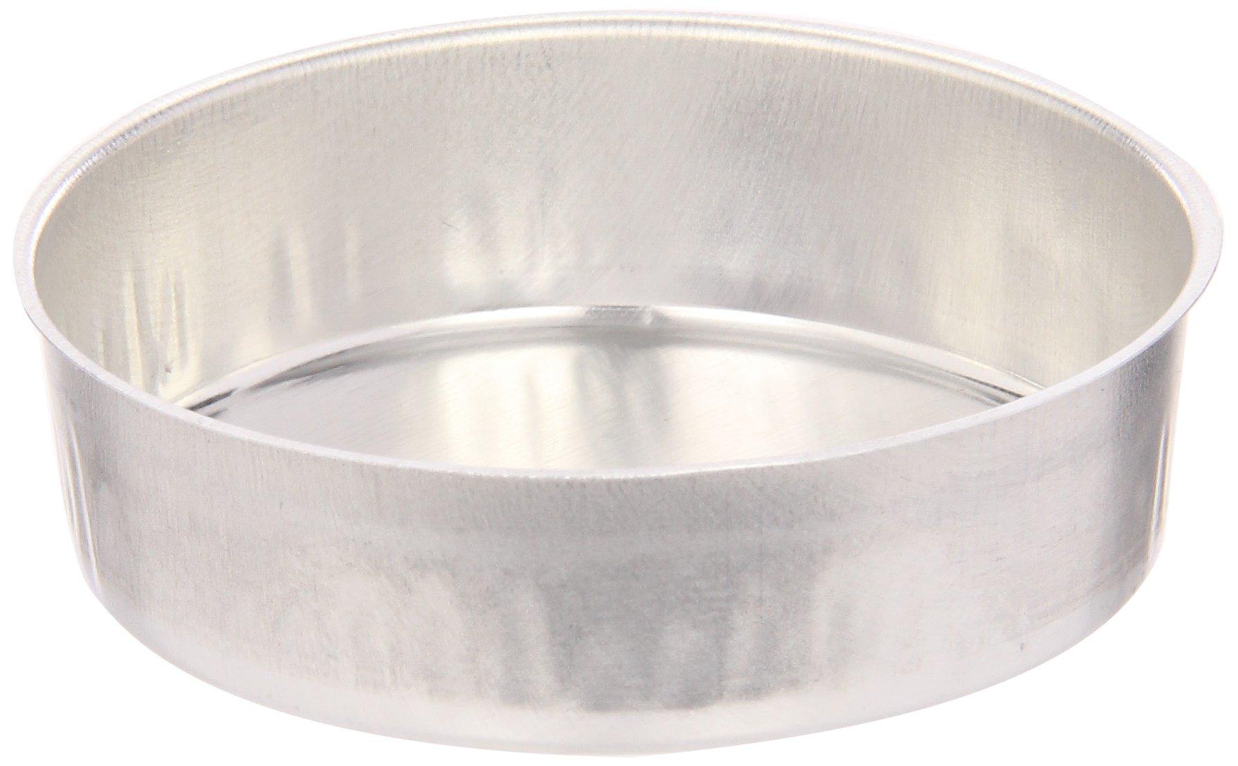 Thomas Smooth Aluminum Weigh Dish, 57mm Dia x 16mm Depth, 50mL Capacity (Case of 1000)