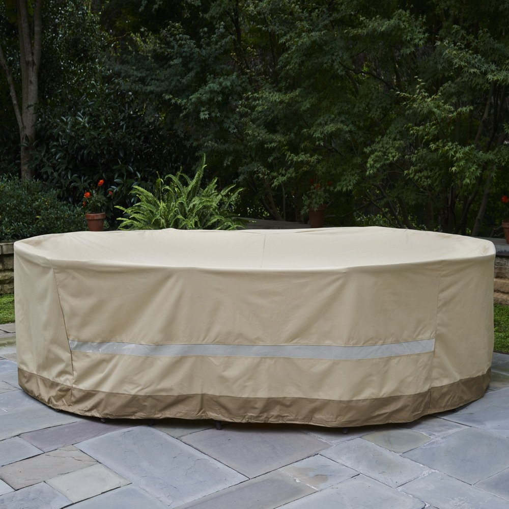 Nice Amazon.com : Patio Armor SF40294 X Large Mega Table And Chair Cover : Table  Cover Extra Large : Garden U0026 Outdoor Part 11