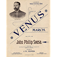 Marching Band Sheet Music - Venus March, Transit (Instrumental: Brass - Strings) book cover
