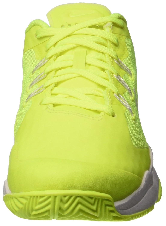 Nike Wmns Air Zoom Ultra Cly, Zapatillas de Tenis para Mujer, Verde (Verde (Volt/White)), 41 EU