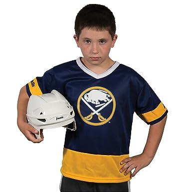 Blackhawks NHL con los jugadores del equipo de los niños disfraz ...