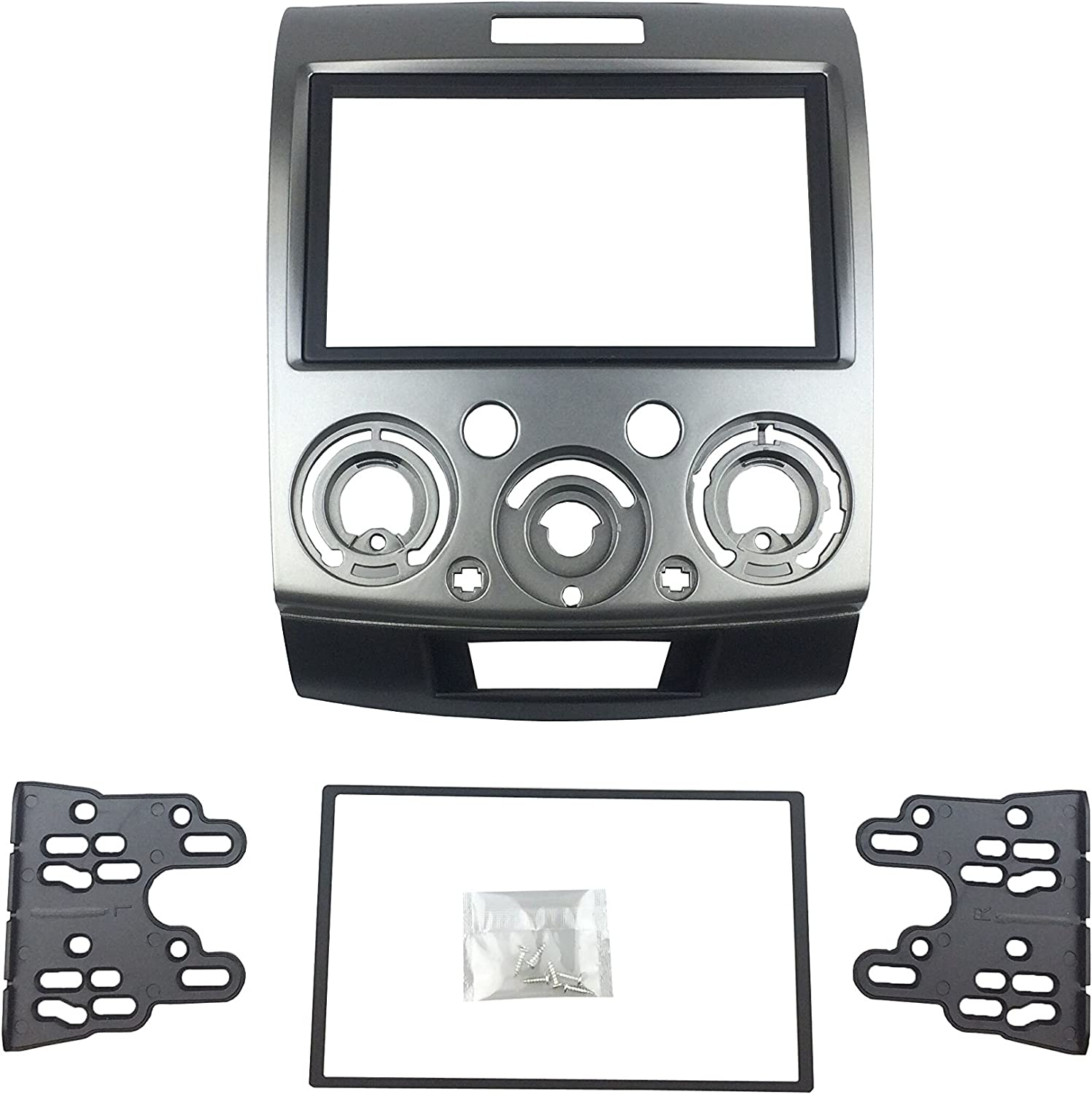 ATOTO AC-4486 Waterproof High Definition Hidden//Concealed License Plate Car R...