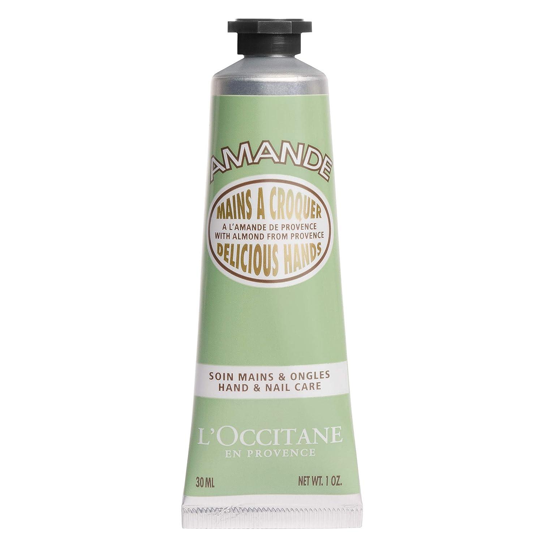 Crema de Manos Deliciosas Almendra - 30 ml - LOCCITANE: Amazon.es: Belleza