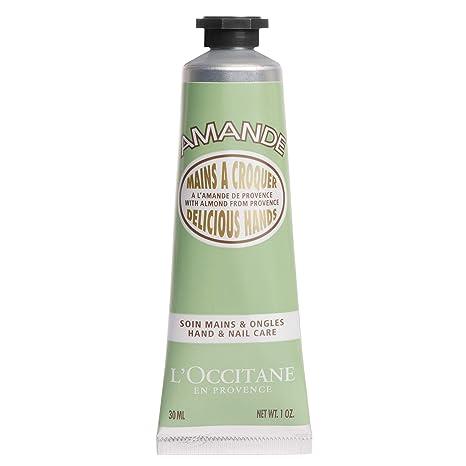 Crema de Manos Deliciosas Almendra - 30 ml - LOCCITANE
