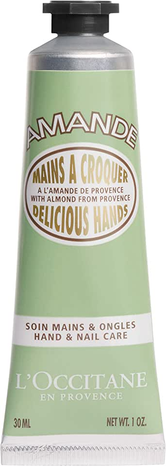 Loccitane Almond Delicious Hands Cream, 30 ml