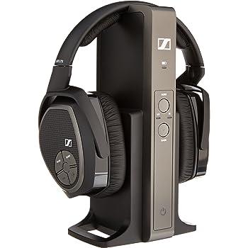 Amazon Com Autotain 2 Pack Best Wireless Rf Headphones