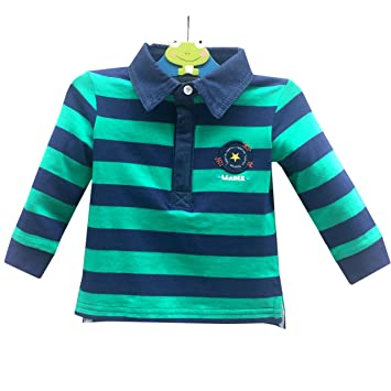 50252682d Amazon.com  Topprom Baby Boy Cotton Sweater Shirt Long Sleeve Jersey ...