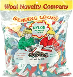 Wool Novelty Jersey Weaving Loops 5 Ounces-Assorted