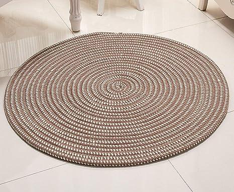 Daily mat tappeto rotondo tappeto da bagno tappeto da salotto con