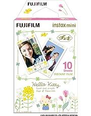 (Mini, Hello Kitty) - instax Hello Kitty Mini Film - Multi-Colour (Pack of 10)