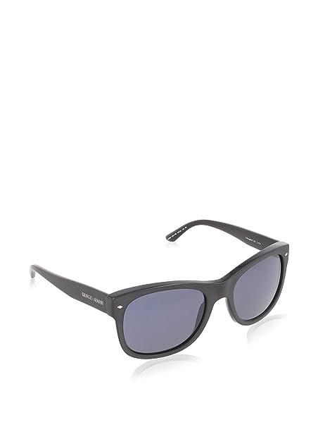 ad4f837320 Armani Gafas de Sol 8008 5001R5 (54 mm) Negro: Amazon.es: Ropa y accesorios