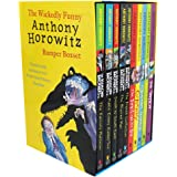 Anthony Horowitz Wickedly Funny 10 Children Books Collection Set inc The Switch, Return to Groosham Grange, Granny, The Devil and his Boy, The French Confection, The Blurred Man, South by South
