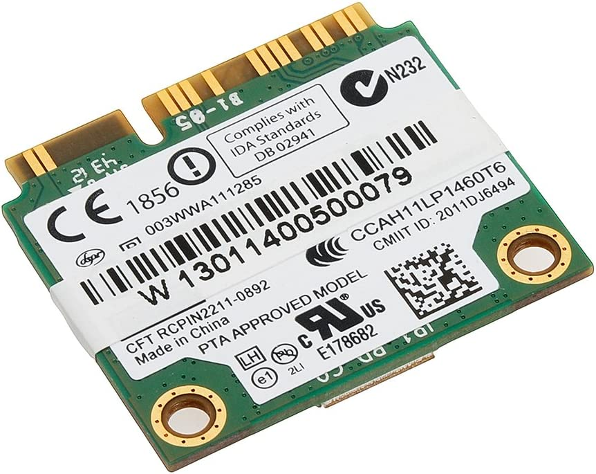 USB 2.0 Wireless WiFi Lan Card for HP-Compaq Pavilion p7-1170t