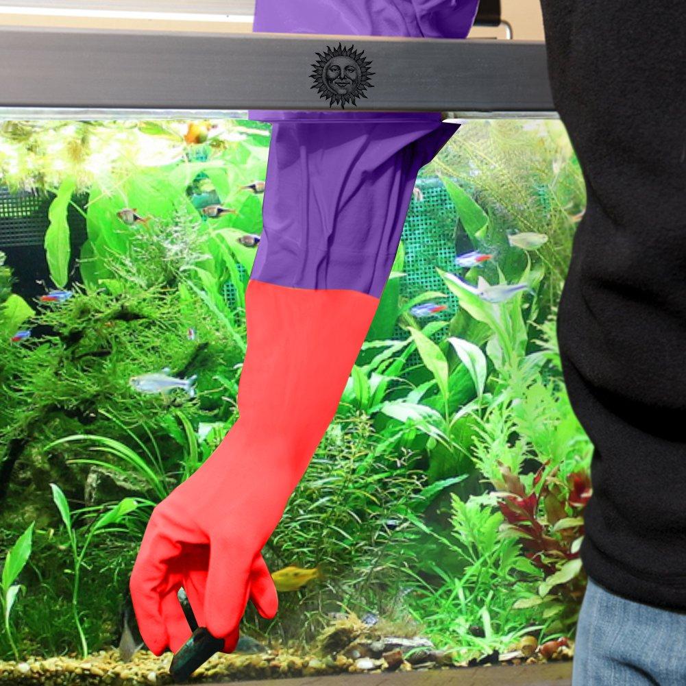 1 pair Aquarium Water Change Gloves (20
