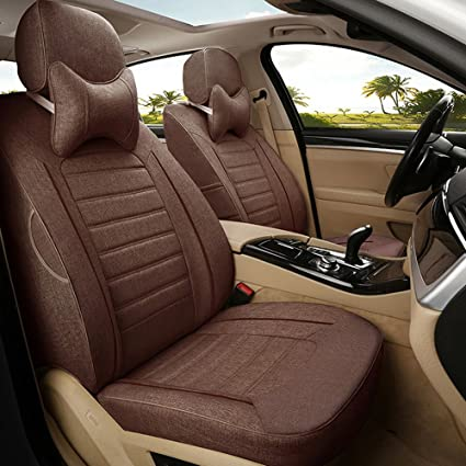 Sensational Amazon Com Autodecorun Custom Exact Fit Automotives Seat Andrewgaddart Wooden Chair Designs For Living Room Andrewgaddartcom