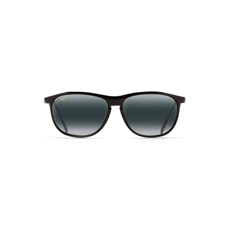 a40a5da769a8 Maui Jim Men's Voyager 178-02 Black Wayfarer Sunglasses: Maui Jim:  Amazon.ca: Clothing & Accessories