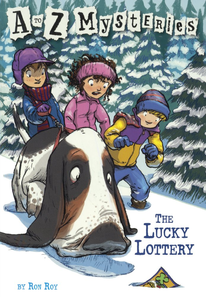 Read Online The Lucky Lottery (Turtleback School & Library Binding Edition) (A to Z Mysteries) ebook