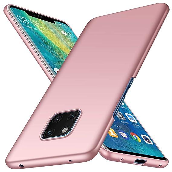 Amazon com: Huawei Mate 20 Pro Case, Almiao [Ultra-Thin