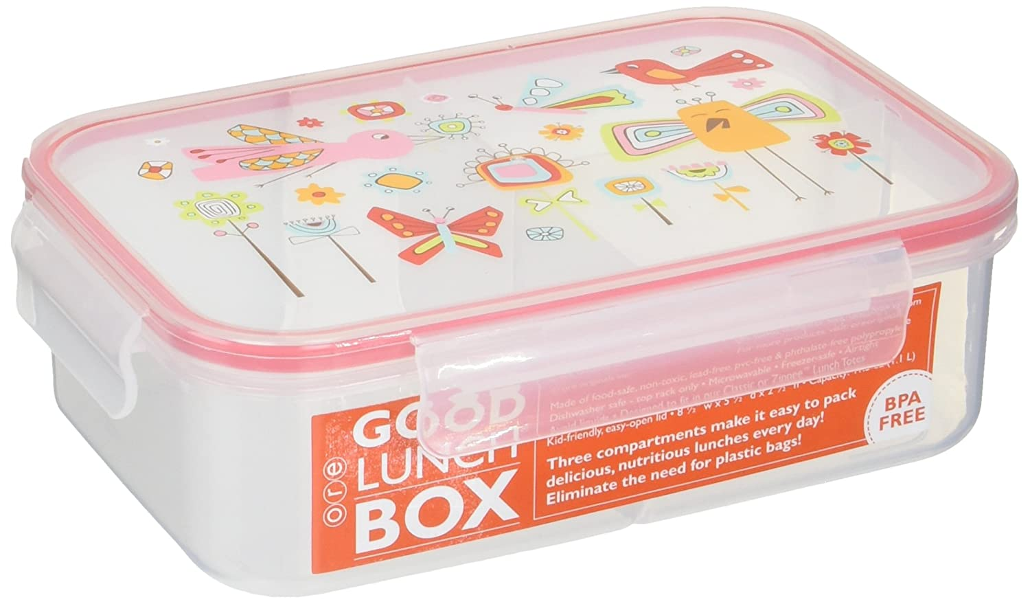 Sugarbooger Good Lunch Bento Box, What Did The Fox Eat A1130