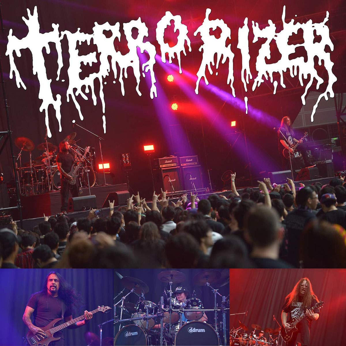 Vinilo : Terrorizer - Live In Miami (7 Inch Single)
