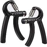 HAUSBELL - Ejercitador de fuerza de agarre de mano, agarre de mano, entrenador de fuerza de agarre, fortalecedores de…