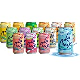 La Croix Sparkling Water - All Flavor Variety Pack, 14 Flavors (Sampler), 12 Oz Cans, Flavored Seltzer Drinking Water…