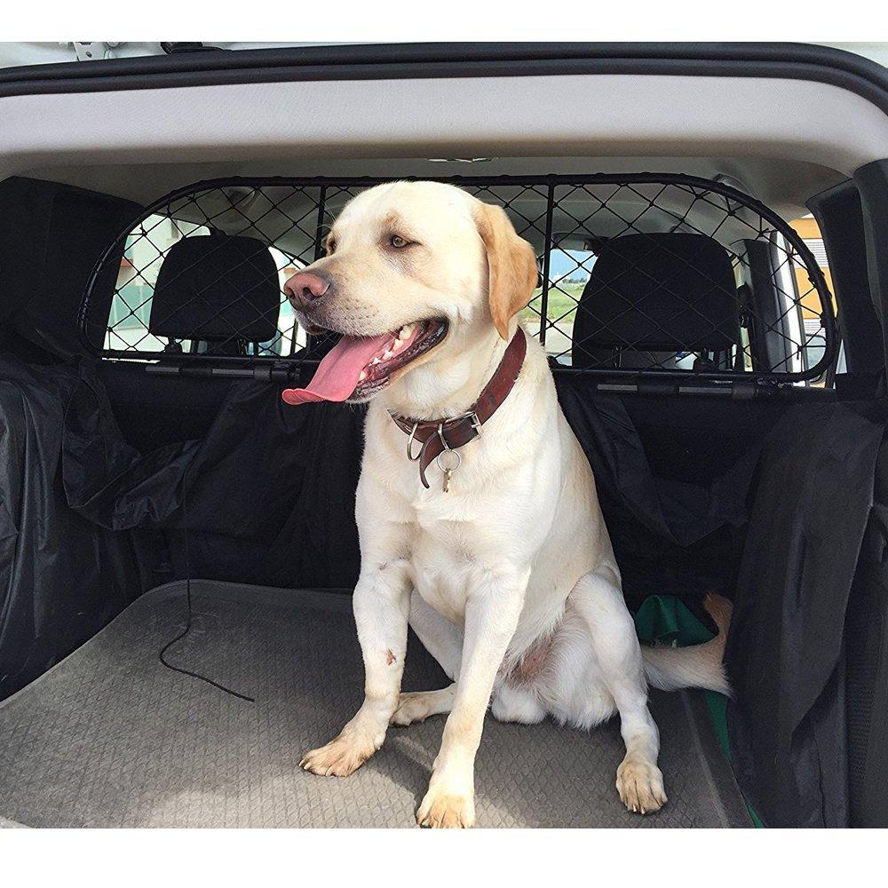 Ergotech RDA65-XXS8#0233 Dog Guard Pet Protector and Luggage Barrier