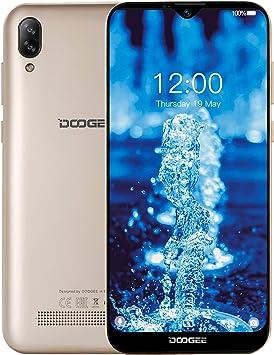 DOOGEE Y8C Moviles Libres, Android 8.1 Smartphones Libres Doble ...