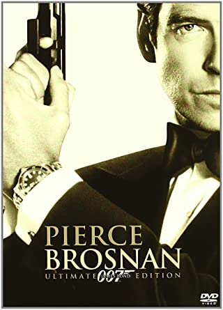 Pack James Bond Pierce Brosnan [Import espagnol]