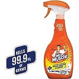 Mr Muscle Kitchen Cleaner, Orange, 500ml