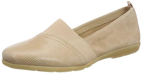 CAPRICE Vivian, Mocasines para Mujer: Amazon.es: Zapatos y ...