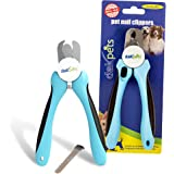 Best Dog Nail Clippers and Trimmer by DakPets - Easy to use Dog Nail Trimmer and Toenail Clippers - Razor Sharp Blades…
