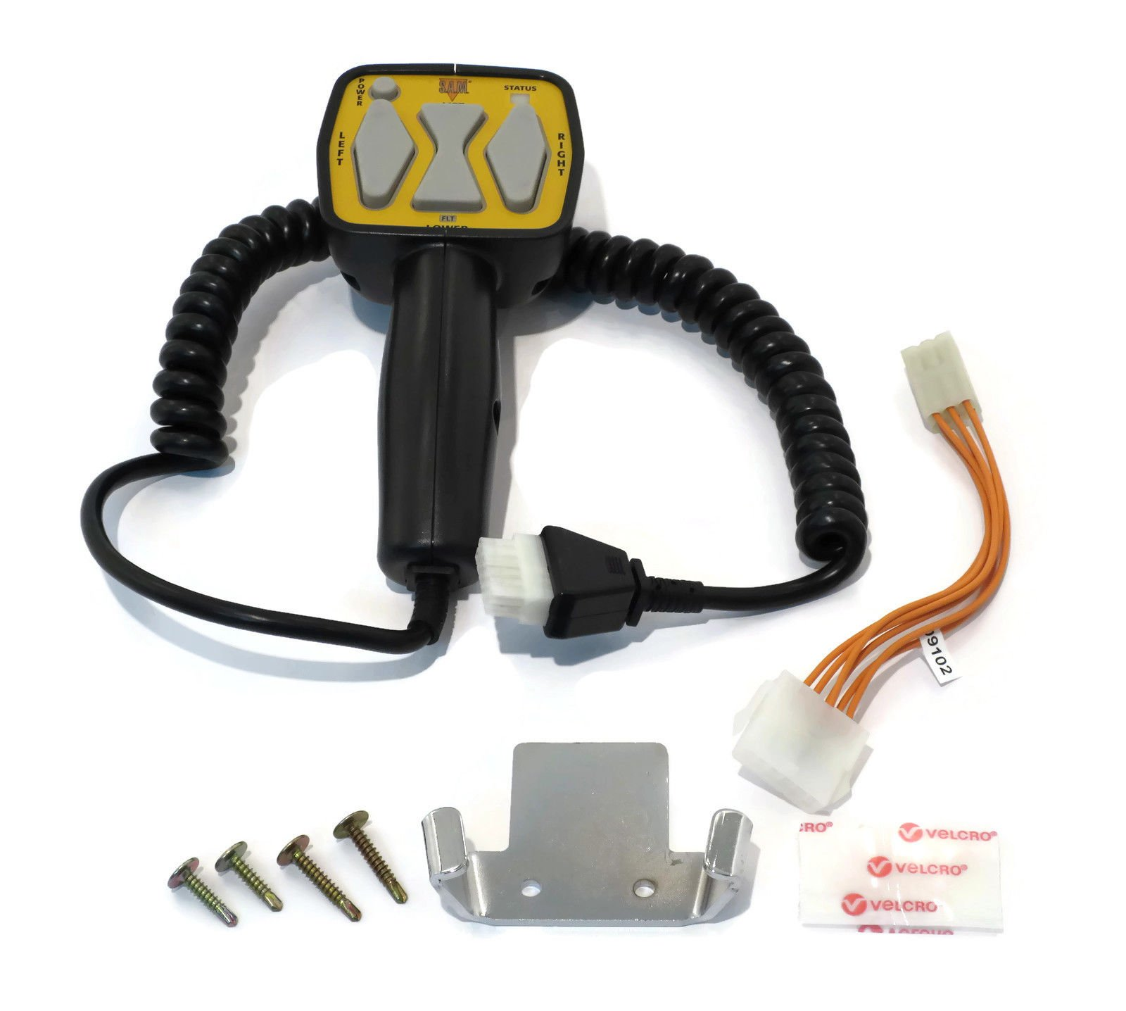 HAND HELD CONTROLLER for Meyer Diamond 22154 22690 for Buyers SAM 1306901 Plow by The ROP Shop