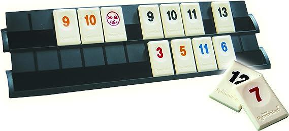 Hasbro MB - Juego de Mesa Rummikub Cifras: Amazon.es: Juguetes y juegos