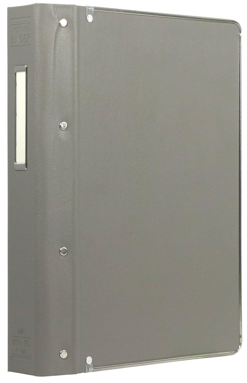 200-sheet ash B5 vertical hole 26 Ha Kokuyo S & T vinyl binder-MP (japan import)