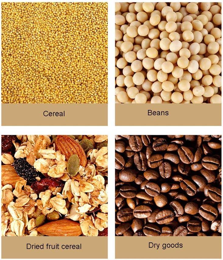 AIKENR M/áquina de envasado de doble cereales de alimentos secos