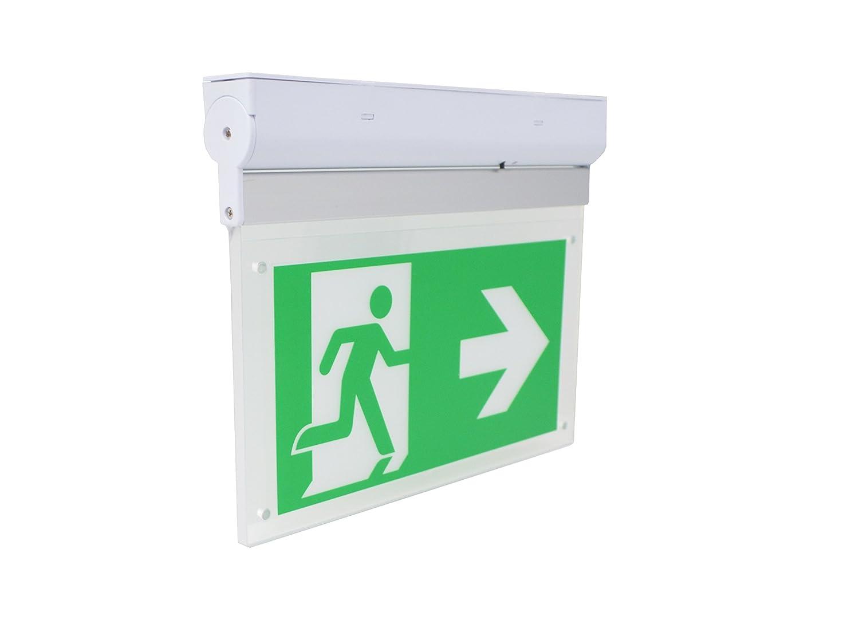 Éclairage de secours Éclairage de sortie de secours Éclairage de sortie de secours Éclairage de secours Éclairage de secours à LED Lampe de fenêtre JSNL002 Intratec